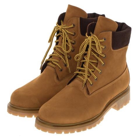496478 ботинки мужские охра. КупиРазмер — обувь больших размеров марки Делфино