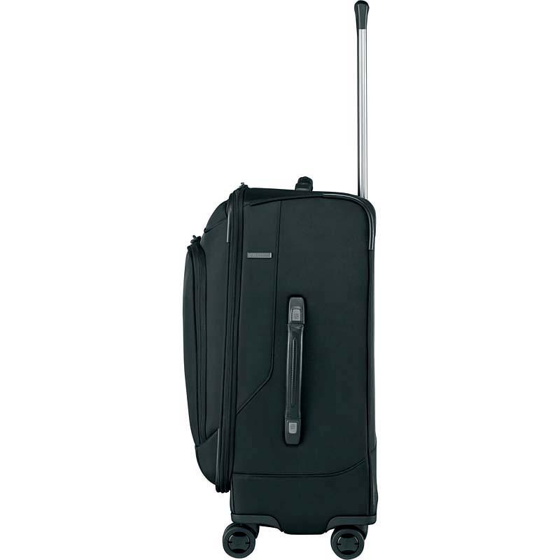 Чемодан Victorinox VX One VX 24 Dual-Caster, чёрный, 42x30x63 см, 79 л