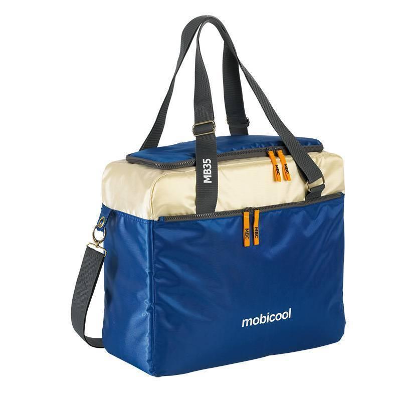 Сумка-холодильник (термосумка) Mobicool sail 35, 35 L (синяя)