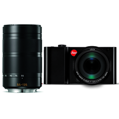 Leica T Black Set