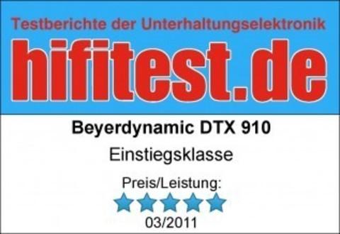 beyerdynamic DTX 910, наушники открытого типа