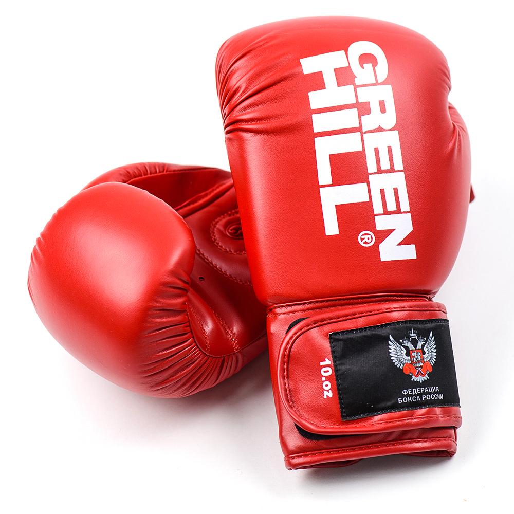 Перчатки Перчатки боксерские REX BGR-2272,  Green Hill 319.jpg