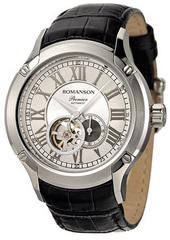 Наручные часы Romanson PB2609RMWBK