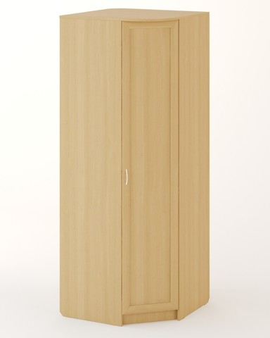 Шкаф АНДРИЯ-20 рамочный дуб беленый