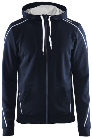 Куртка флисовая Craft In the Zone Full Zip мужская