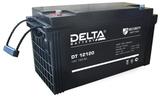 Аккумулятор Delta DT 12120 ( 12V 120Ah / 12В 120Ач ) - фотография