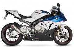 Комплект пластика для мотоцикла BMW S1000RR 15-17 Бело-Сине-Черный