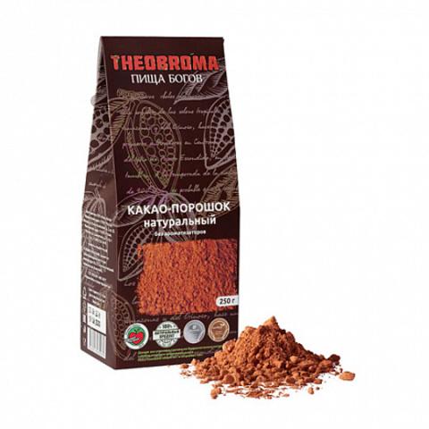 Какао-порошок, натуральный Theobroma