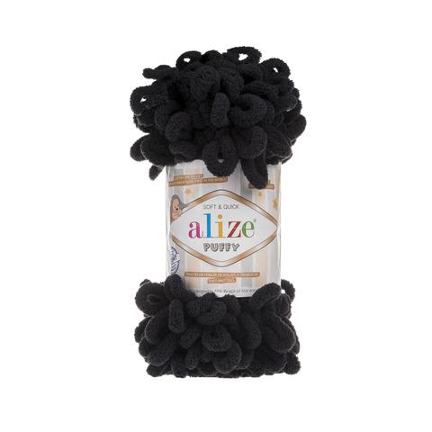 Купить Пряжа Alize Puffy Код цвета 060 | Интернет-магазин пряжи «Пряха»