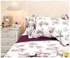 Постельное белье 1.5 спальное Old Florence Амели серое