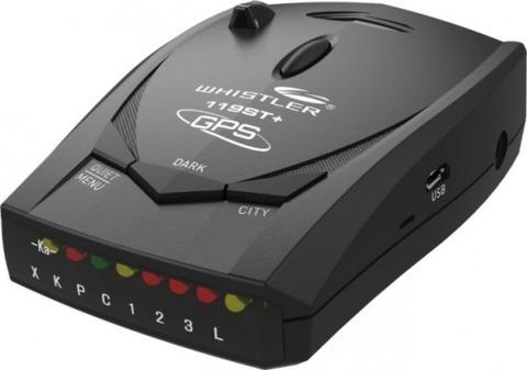 Антирадар (радар-детектор) Whistler WH 119ST + Ru