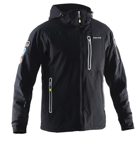 Мужская горнолыжная куртка 8848 Altitude Hinault (black)