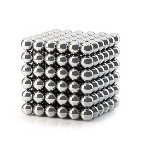 Неокуб (Neocube) Никель 216 шариков (5 мм)