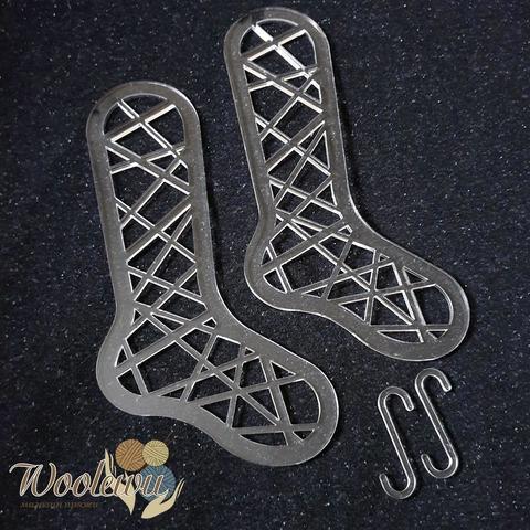 Блокаторы для носков. Размеры от 19 до 43