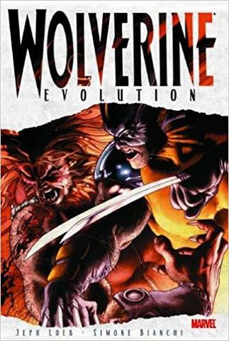 Wolverine Evolution TPB