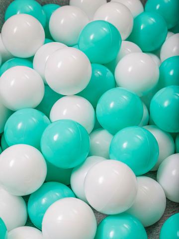 Комплект шаров для сухого бассейна Anlipool №2 (50 шт.)