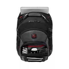 Рюкзак для ноутбука 16'' Wenger Synergy чёрный/серый
