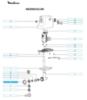 Гайка для мясорубок MOULINEX (Мулинекс) MS-651273