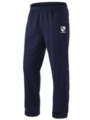 H37-2 брюки спортивные детские, темно-синие