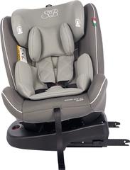 Автомобильное кресло Round Trip SPS Isofix (Grey) sweet baby