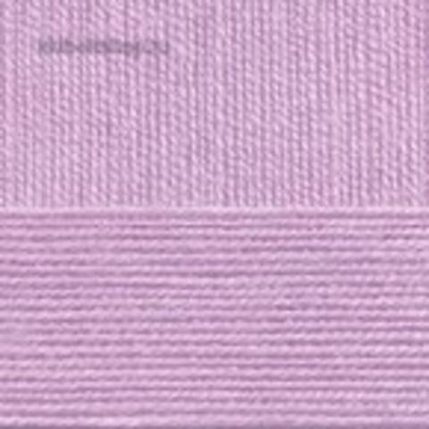Пряжа Биссерная 178 светло-сиреневый - пряжа Пехорка в интернет-магазине