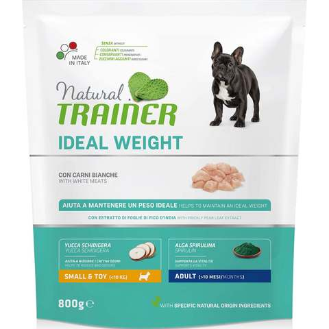 Сухой корм Natural Trainer Ideal Weight Mini - White Meat