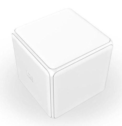 Контроллер для Умного Дома Xiaomi Mi Smart Home Cube Magic Controller White