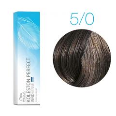 Wella Professionals Koleston Perfect Innosense 5/0 (Светло-коричневый) - Стойкая крем-краска для волос