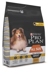 Purina Pro Plan Light / sterilised для склонных к избыточному весу или стерилизованных взрослых собак