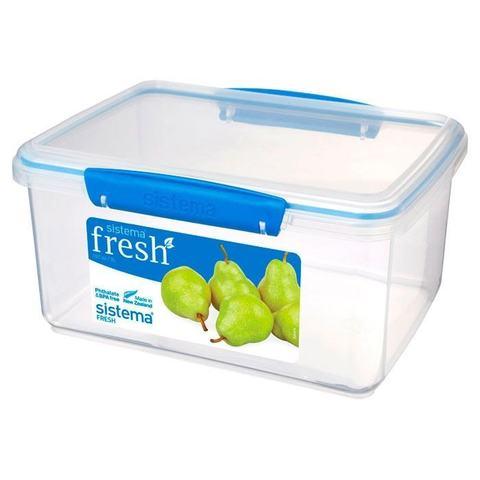 Контейнер прямоугольный Fresh, 3 л