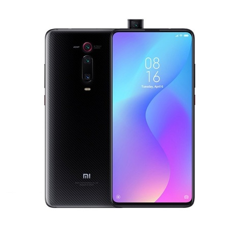 Смартфон Xiaomi Mi 9T 6/64GB Black EU (Global Version)