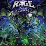 Rage / Wings Of Rage (RU)(CD)