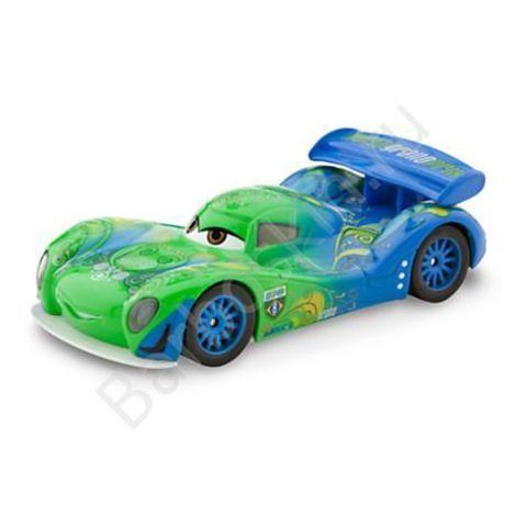 Машинка Карла Велосо (Carla Veloso) Литая - Die Cast Vehicle, Тачки 2 (Cars 2), Disney