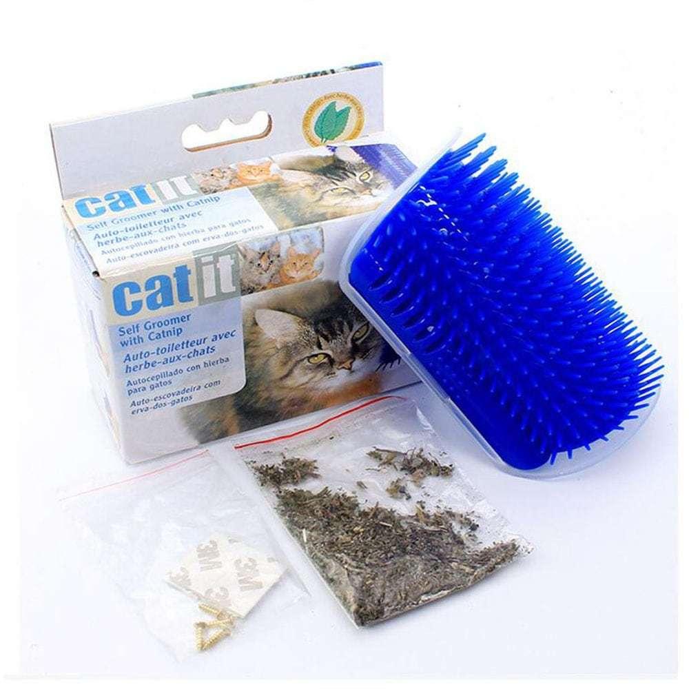 Щетка-чесалка Pet Cat для кошек