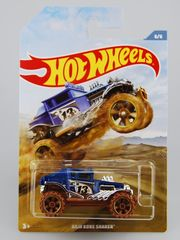 HOT WHEELS 2019 BAJA BONE SHAKER OFF ROAD TRUCKS SERIES 6/6 FYY74 NEW