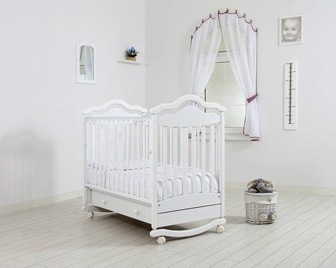 Детская кроватка Гандылян Анжелика качалка