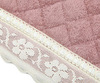 Коврик для ванной 50х70 Old Florence Buratto розовый