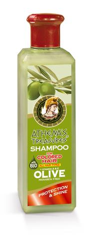 Шампунь для окрашенных волос ATHENAS TREASURES
