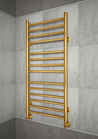Avrora Gold - золотая прямая лесенка