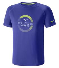 Мужская беговая футболка Mizuno Transform Tee J2GA6015 21 | Интернет-магазин