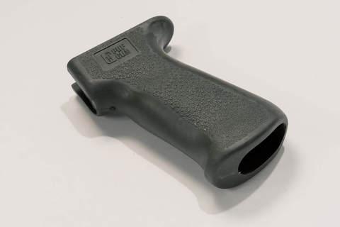 Пистолетная рукоятка Pufgun прорезиненная, хаки