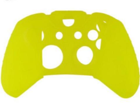 Xbox One Чехол для геймпада (салатовый)