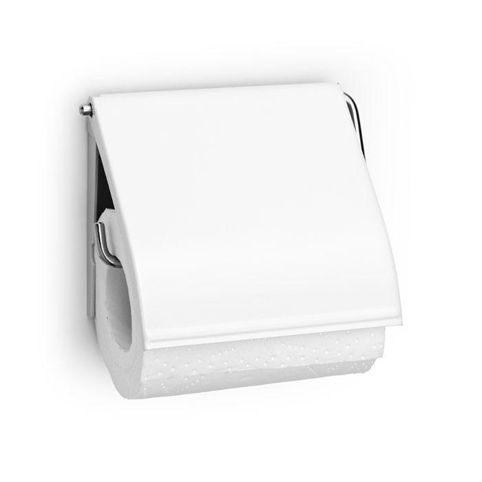 Держатель для туалетной бумаги Classic, Белый, арт. 414565 - фото 1