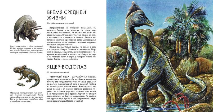 Текст и разворот книги