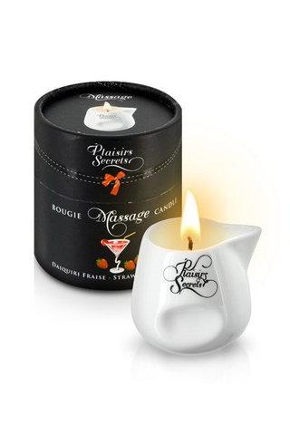 MASSAGE CANDLE  Свеча с массажным маслом 80 мл