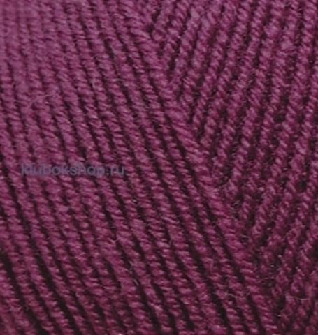 Пряжа Lanagold FINE (Alize) 307 Гнилая вишня - купить в интернет-магазине недорого klubokshop.ru