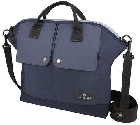 Сумка Victorinox Altmont 3.0 Slimline Horizontal Laptop Tote 13'', синяя, 40x6x34 см, 8 л
