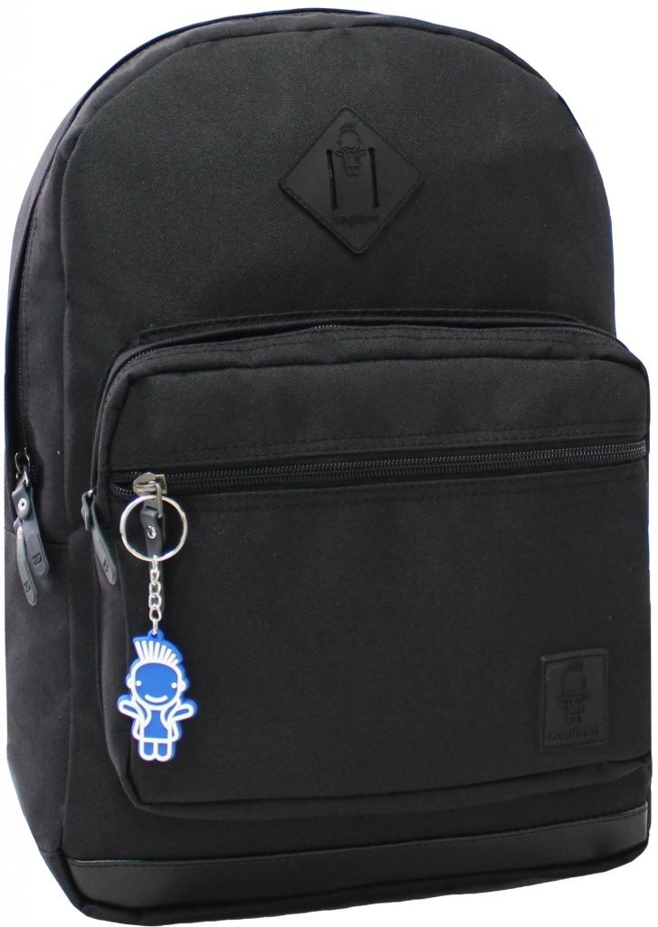 Городские рюкзаки Рюкзак для ноутбука Bagland Zanetti 16 л. Чёрный (0011766) 4723291df294add10bb83d1384f5b768.JPG
