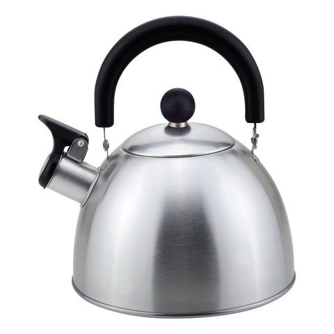 Чайник Mallony из нерж со свистком 2,5 л MAL-039-MP 310097