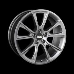 Диск колесный BBS SV 11.5x22 5x120 ET38 CB82.0 satin titanium